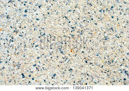 Gravel marble concrete floor texture background wallpaper