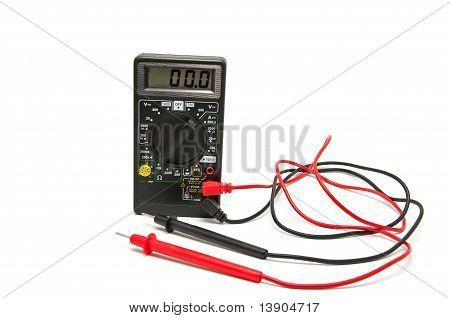 Electronic Voltmeter