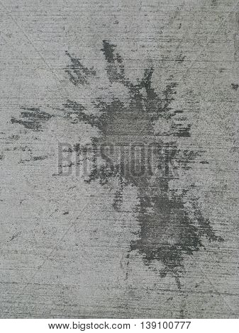 water spill stained concrete grunge texture image