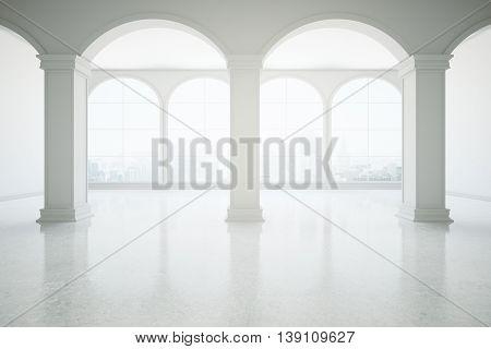 Classic Concrete Interior