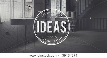 Ideas Interior Showroom Studio Concept