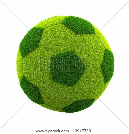 Grassy Soccerball
