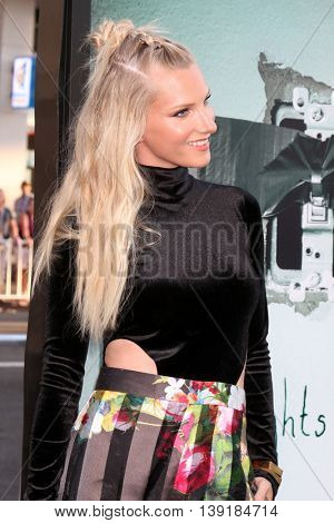 LOS ANGELES - JUL 19:  Heather Morris at the