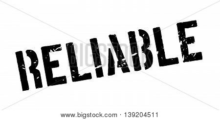 Reliable Rubber Stamp