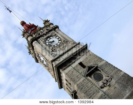 Margate Clocktower Jaunty