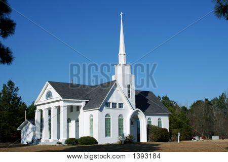 Rural Sc Church