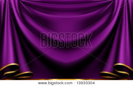 Luxury purple background