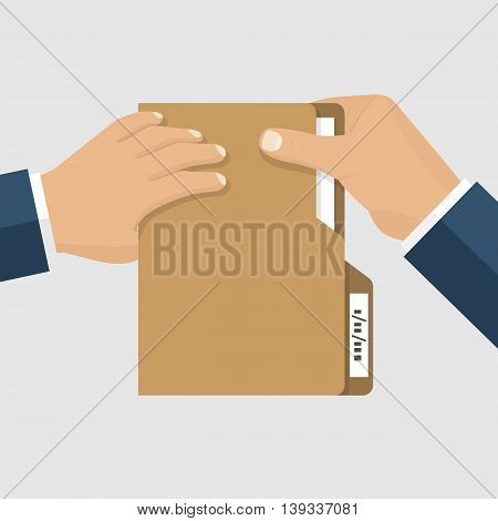 Giving A Document Vector