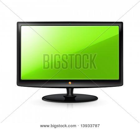 Pantalla LCD, vector