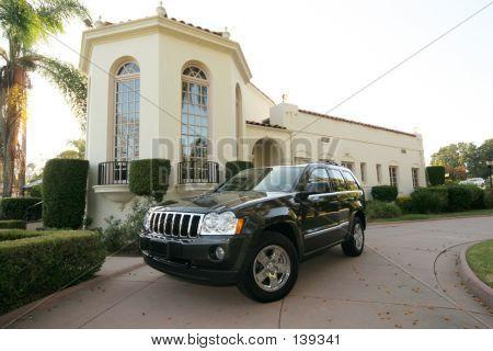 Luxury Jeep