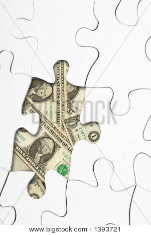 Puzzle With Money