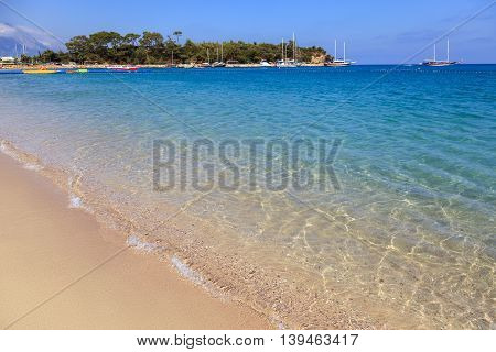 Moonlight Park Sand Beach Resort Of Turkey Kemer