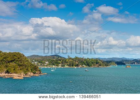 Bay of Islands Northland North Island New Zealand