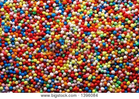 Sprinkles Background