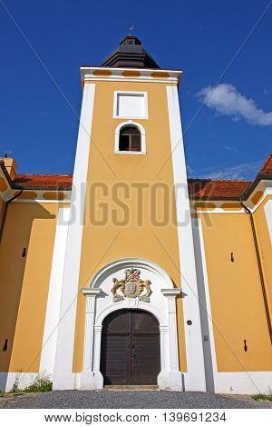 Lukavec Castle is a Citadel-castle near Velika Gorica Croatia