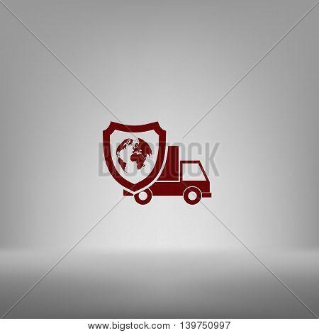 Cargo Insurance Icon