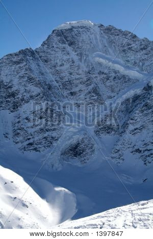 Track Of Avalanche