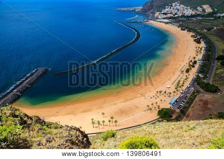 Playa Las Teresitas, Canary Islands