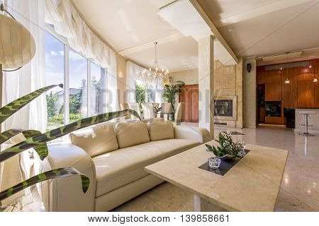 Splendid Beauty Of Natural Stone In House Decor