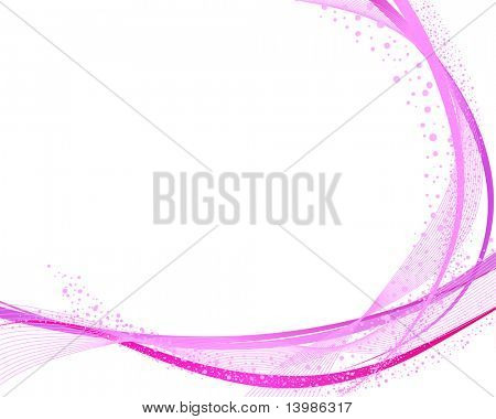 Abstract vector frame background with  bubbles spray. Also in my portfolio you can find vector version of this picture. poster