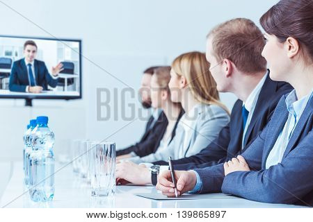 Video Training For High Management Staff