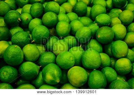 Lime Background Fresh