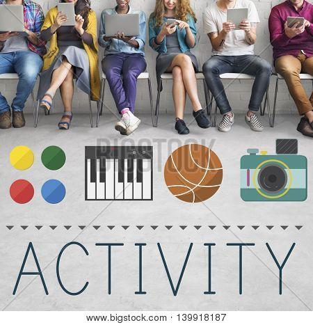 Activity Development Energy Leisure Occupation Concept