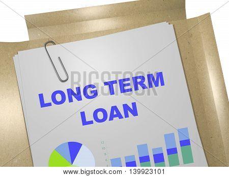 Long Term Loan Concept