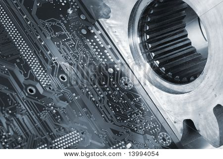 computer-part and engineering