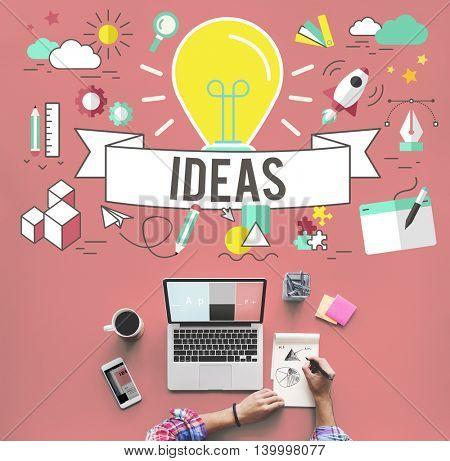 Idaes Creative Motivation Inspiration Vision Concept
