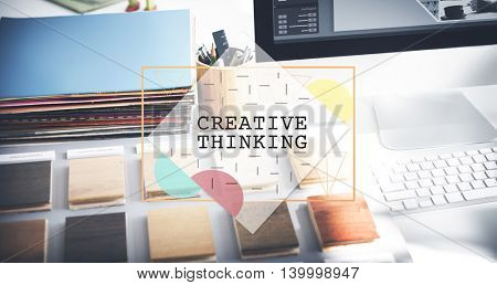 Creative Thinking Ideas Imagination Innovation Concept