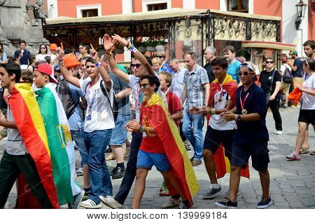 The World Youth Days