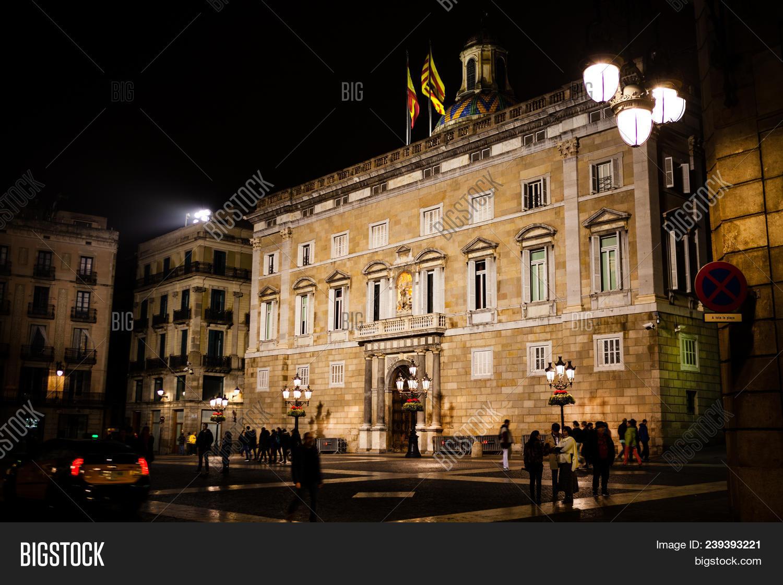 Barcelona Spain Image Photo Free Trial Bigstock