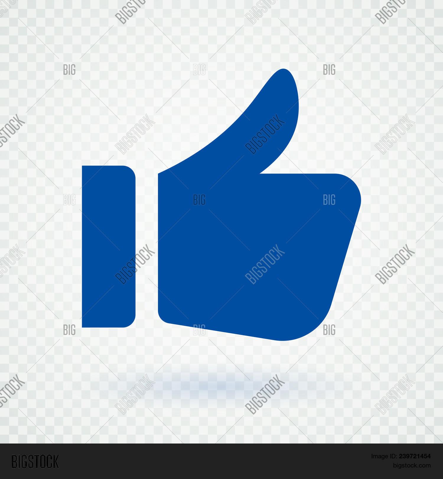 Like Icon Concept Vector Photo Free Trial Bigstock