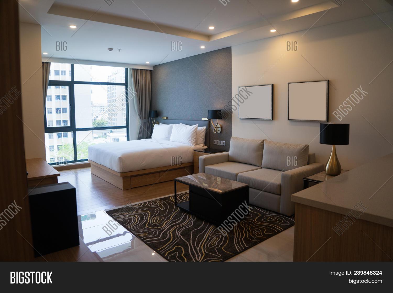Cozy Studio Apartment Image Photo