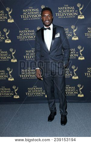 PASADENA - APR 27: RIchard Brooks at the 45th Daytime Creative Arts Emmy Awards Gala at the Pasadena Civic Center on April 27, 2018 in Pasadena, California