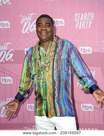 LOS ANGELES - APR 29:  Tracy Morgan at the