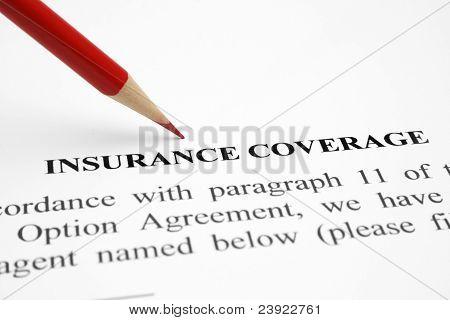 Versicherungsschutz