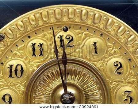 Antique Mantle Clock Hands
