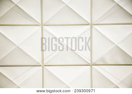 Graphics Wall. Contrasting Background Black And White Texture
