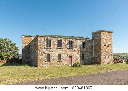 Estcourt, South Africa - March 21, 2018: The Historic Fort Durnford In Estcourt In The Kwazulu-natal