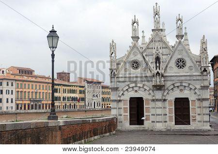 Pisa, Santa Maria Della Spina