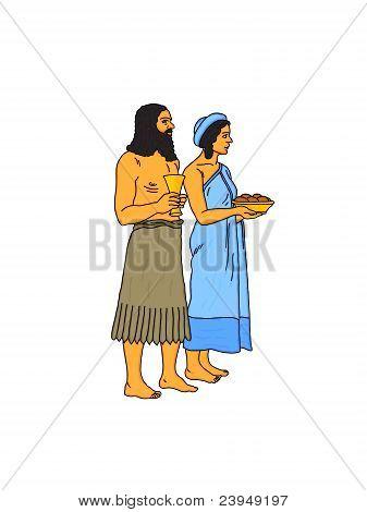 Persian Couple