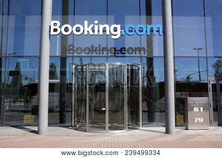 Office Of Booking.com In The Netherlands