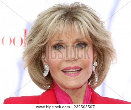 LOS ANGELES - MAY 6:  Jane Fonda at the