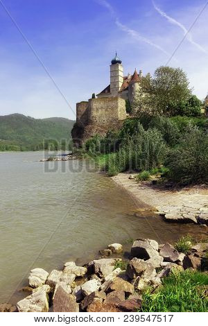 Schoenbuehel Castle In Wachau, Lower Austria, Austria