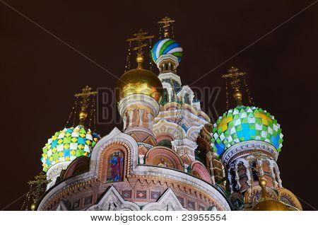 Russia, St. Petersburg, Orthodox Church