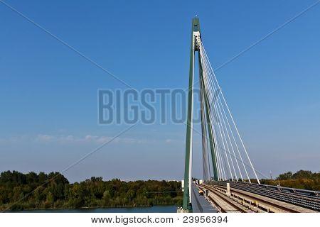 Bridge In Vienna