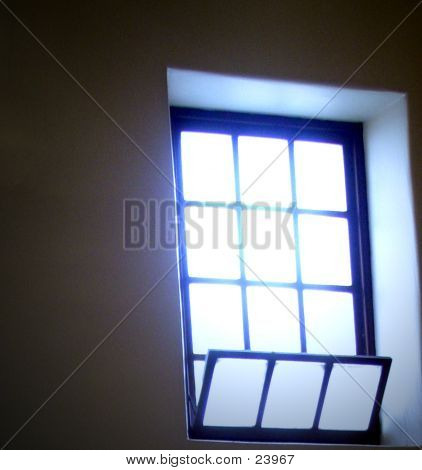 Glowing Window