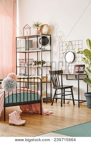 Hipster Bedroom For Teenage Girl